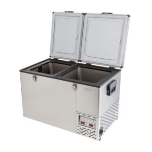 NL 72 Double-Door Refrigerator & Freezer